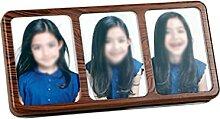 cadres muraux Cadre photo 5.5x11.4 pouces, verre