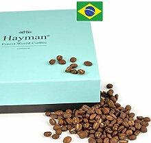 Café brésilien lauréat du prix Cup of