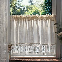 Cafe Curtains Rideaux Brise-bise,Style Country