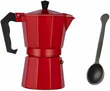 Cafetière Pot aluminium Mocha Espresso