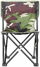 CAIJINJIN Chair de camp pliant Portable Pliable