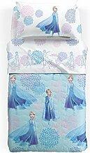 Caleffi Elsa 81775 Couvre-lit pour lit Simple Bleu