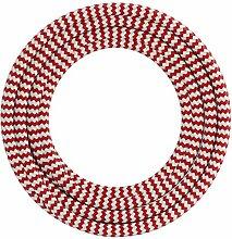 Calex Cordon en textile avec motif chevrons
