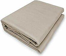 Calico Linen Drap Plat (Drap de Dessus Seulement)
