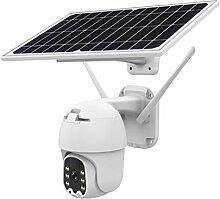 Caméra de sécurité à énergie solaire 1080P