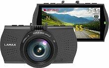 Caméra embarquée + GPS C9 Angle de vue