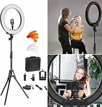 Caméra Photo Vidéo Eclairage Kit: 18 Pouces