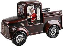 Camion de lampe à huile Utile Vintage Table de