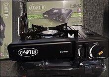 Campter Réchaud au butane portable pour camping