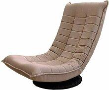 Canapé Chaise De Lune Simple Rotation Chambre
