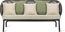 Canapé extérieur KODO lounge sofa de Vincent
