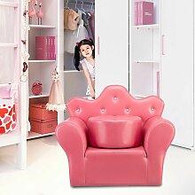Canapé pour enfant PVC Princess Mini Sofa Bright