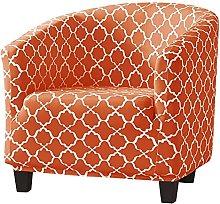 Canapé Tub Chair Housse Club Fauteuil Extensible
