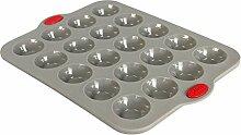 CAP DELICES 6MOUL242 Mini Moule à Muffin Silicone