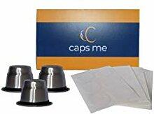 CAPS ME France - Kit de capsules à café