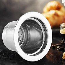 Capsule de café, d'acier inoxydable café