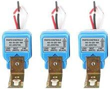 Capteur automatique d'éclairage de jardin, 2