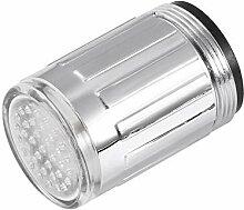 Capteur de température créatif LED lumière