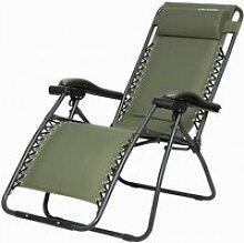 Capture Outdoor, Chaise longue luxe pliante de