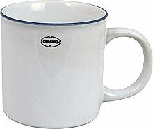 Capventure Cabanaz Tasse à thé/café Blanc