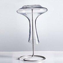 Carafe à vin Séchage Rack Bouteille Carafe a Vin