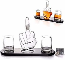 Carafe à whisky Baseball Whisky Decanter,