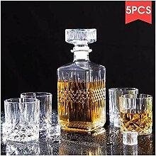 Carafe à whisky Décanteurs whisky carafes for