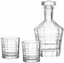 Carafe à whisky Spiritii / + 2 verres - Leonardo