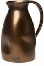 Carafe Bosselée / Ø 13,5 x H 24 cm - Céramique