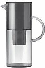 Carafe filtrante Classic / 2 Litres - Stelton gris