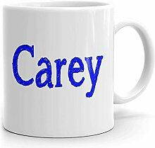 Carey Tasse à café personnalisée pour thé,