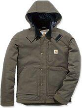 Carhartt Full Swing Steel, veste textile - Vert -