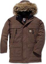Carhartt Quick Duck Sawtooth, veste textile -