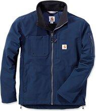 Carhartt Rough Cut, veste textile - Bleu Foncé - S