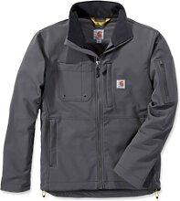 Carhartt Rough Cut, veste textile - Gris Foncé - S