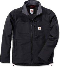 Carhartt Rough Cut, veste textile - Noir - L