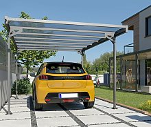 Carport aluminium Mistral - 15 m² - Trigano