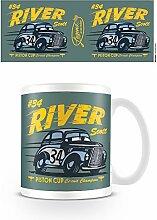 Cars 3 (Legend Of The Track - River Scott)