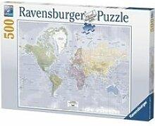 Carte du monde 500 pieces 14760
