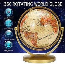 Carte du monde Globe terrestre avec support, jouet