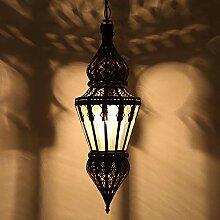 Casa Moro Lampe á suspension artisant marocaine