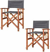 Casaria - Chaise de metteur en scène - Chaise de