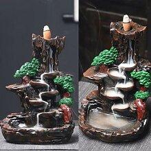Cascade Zen Brûleur D'encens Multi style