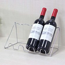 Casier à vin décoratif casier à vin en acier