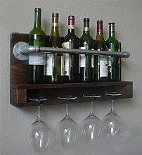 Casier à Vin Porte-Bouteilles Étagère à Vin