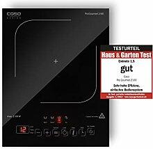 CASO ProGourmet 2100 Plaque à induction mobile,