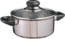Casserole, cocotte et marmite en acier inoxydable