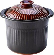 Casserole Gaz ménagers marmite à soupe 8L