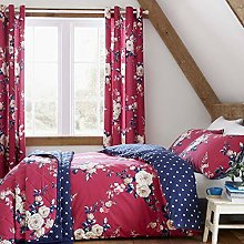 Catherine Lansfield Canterbury Couvre-lit Facile