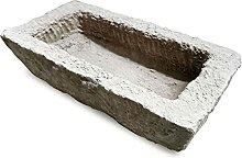 CBAM Baignoire en pierre de savon pour plantes ou